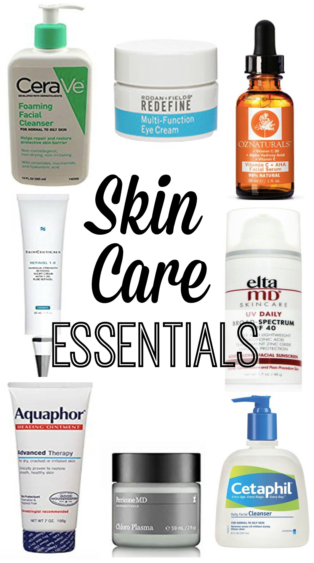 Skin Care Essentials