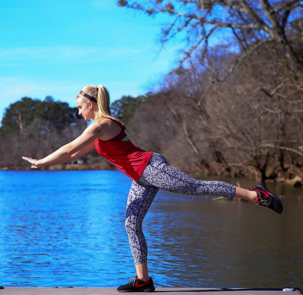 leg workout leg lift