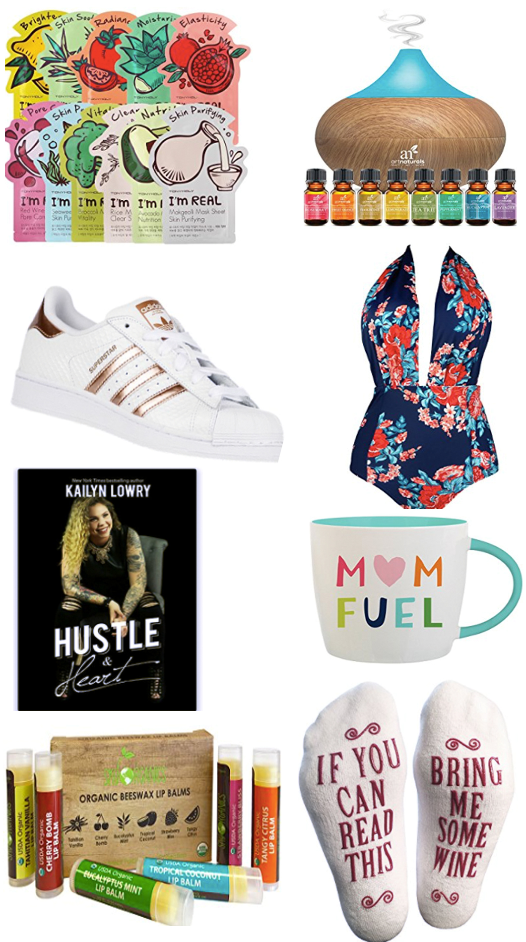Treat Yourself: 8 Unique Gifts For Mom by Jessica from Happily Hughes