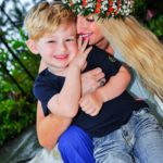 mother and son photo ideas