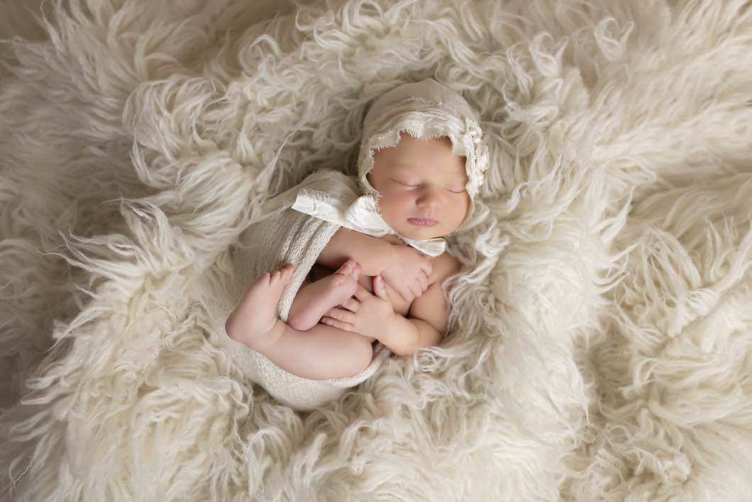 Newborn Photography Atlanta Georgia Baby Girl