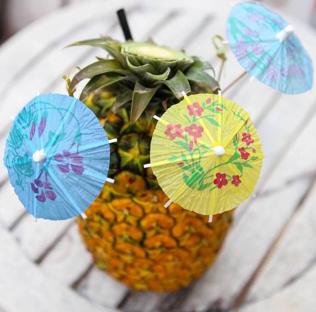 pineapple fun drink hawaii