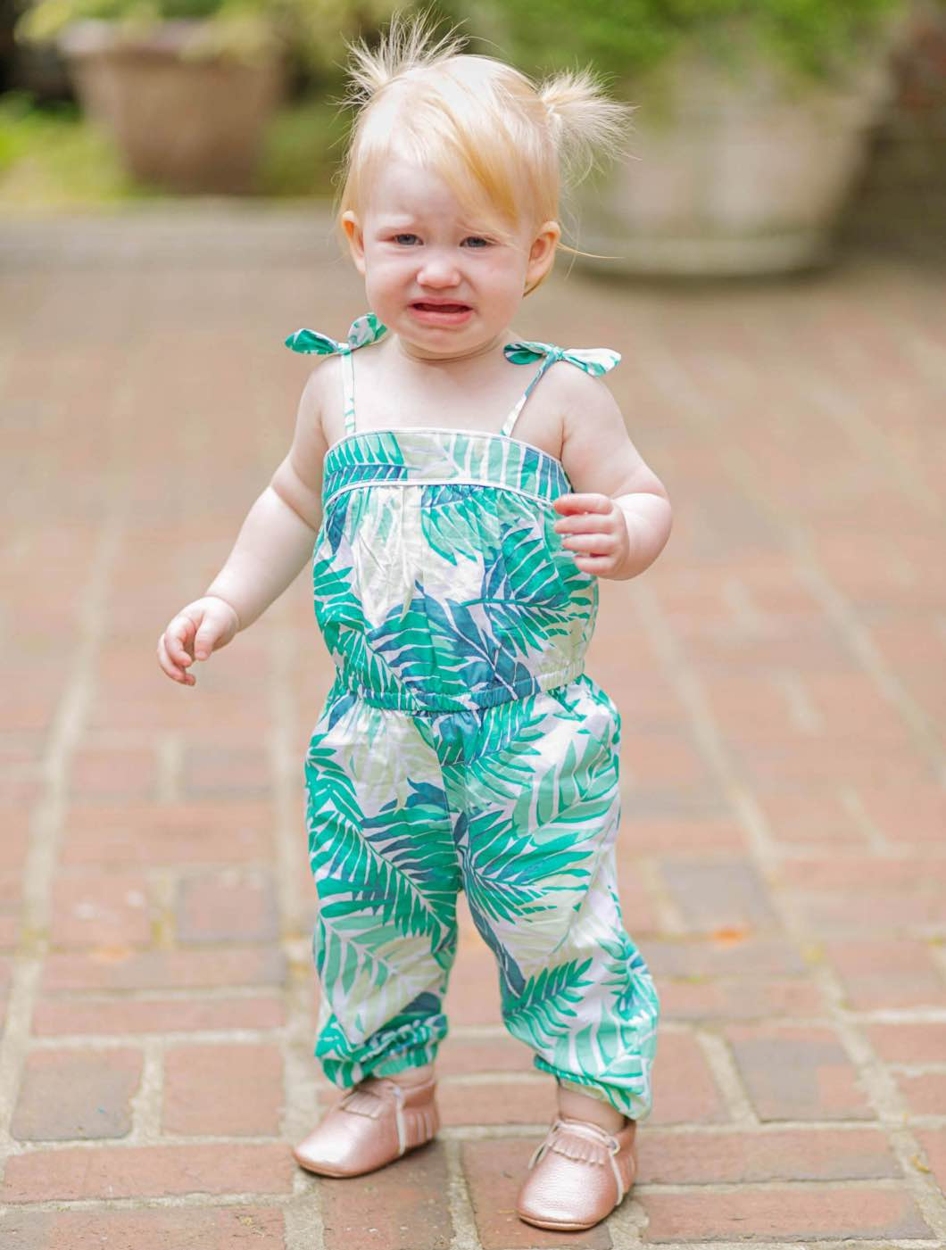 Janie and Jack Jumpsuit for Toddler