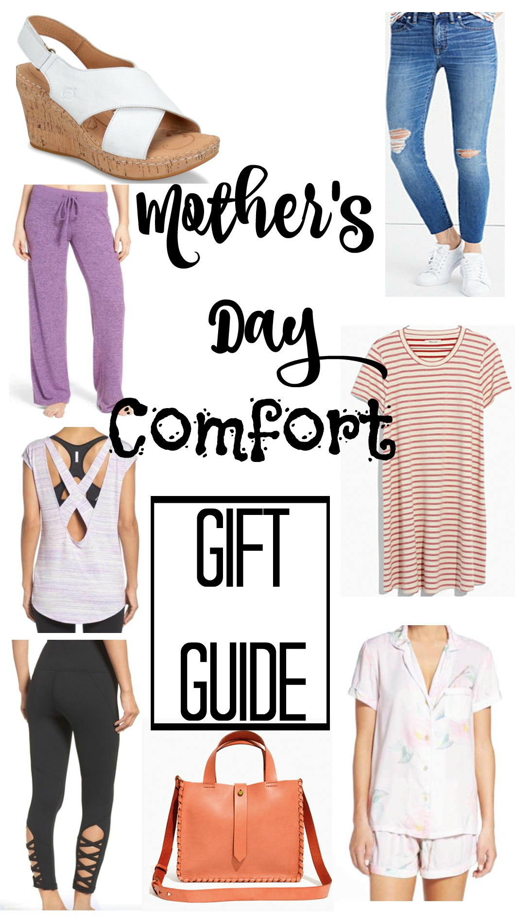 mothers day comfort gift guide