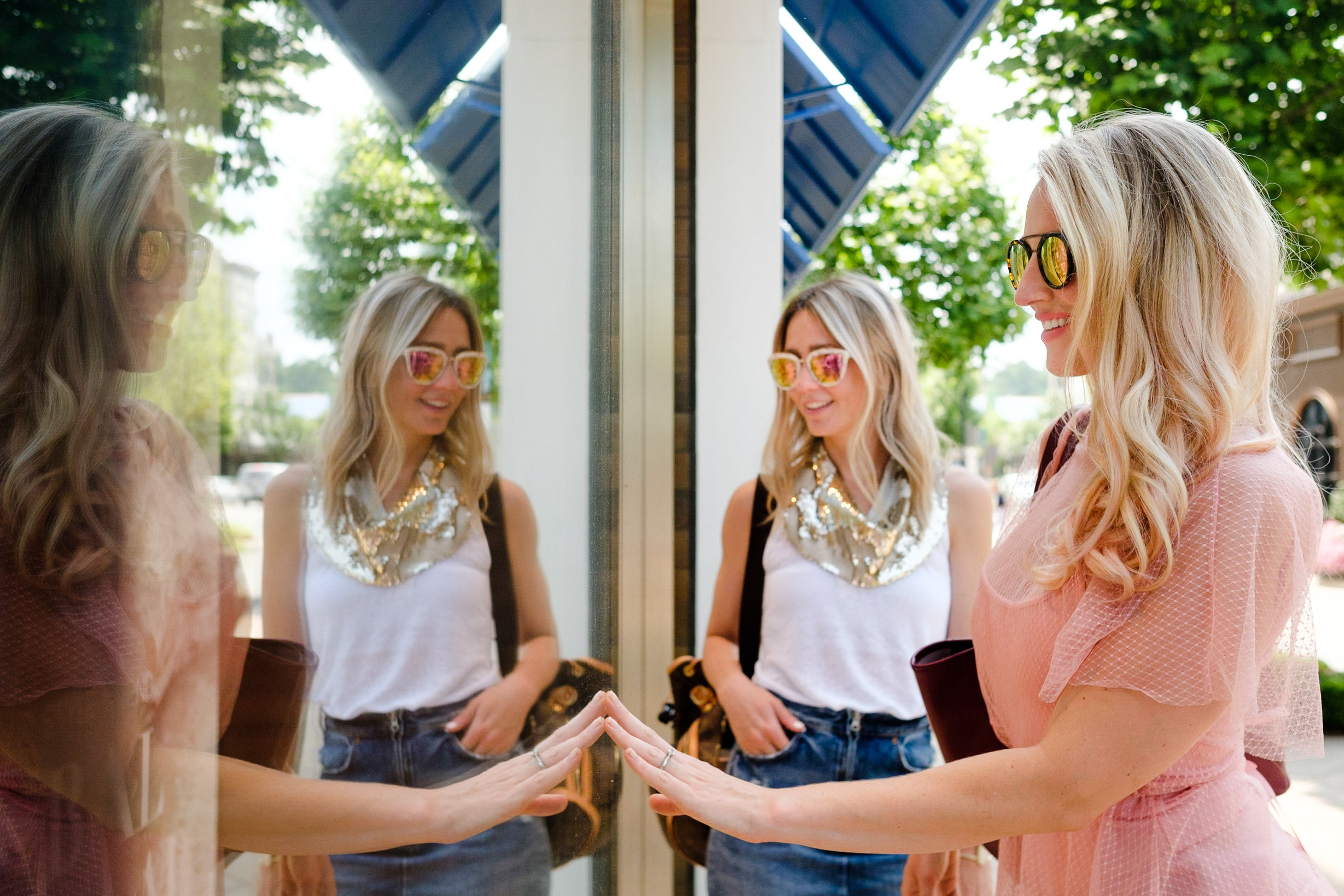 Summer Fashion with Avalon Insider by Atlanta blogger Jessica of Happily Hughes
