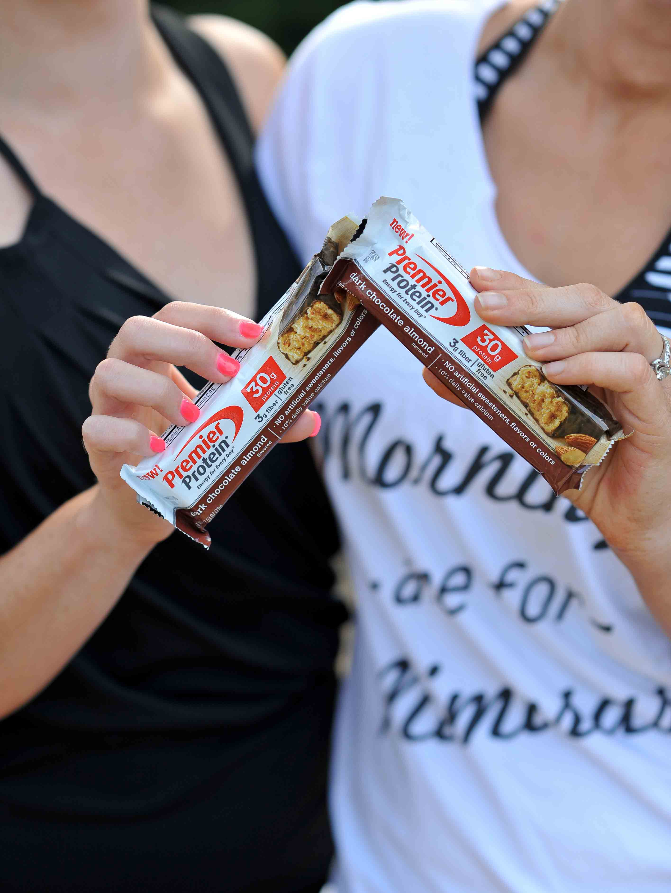 premier protein workout bars