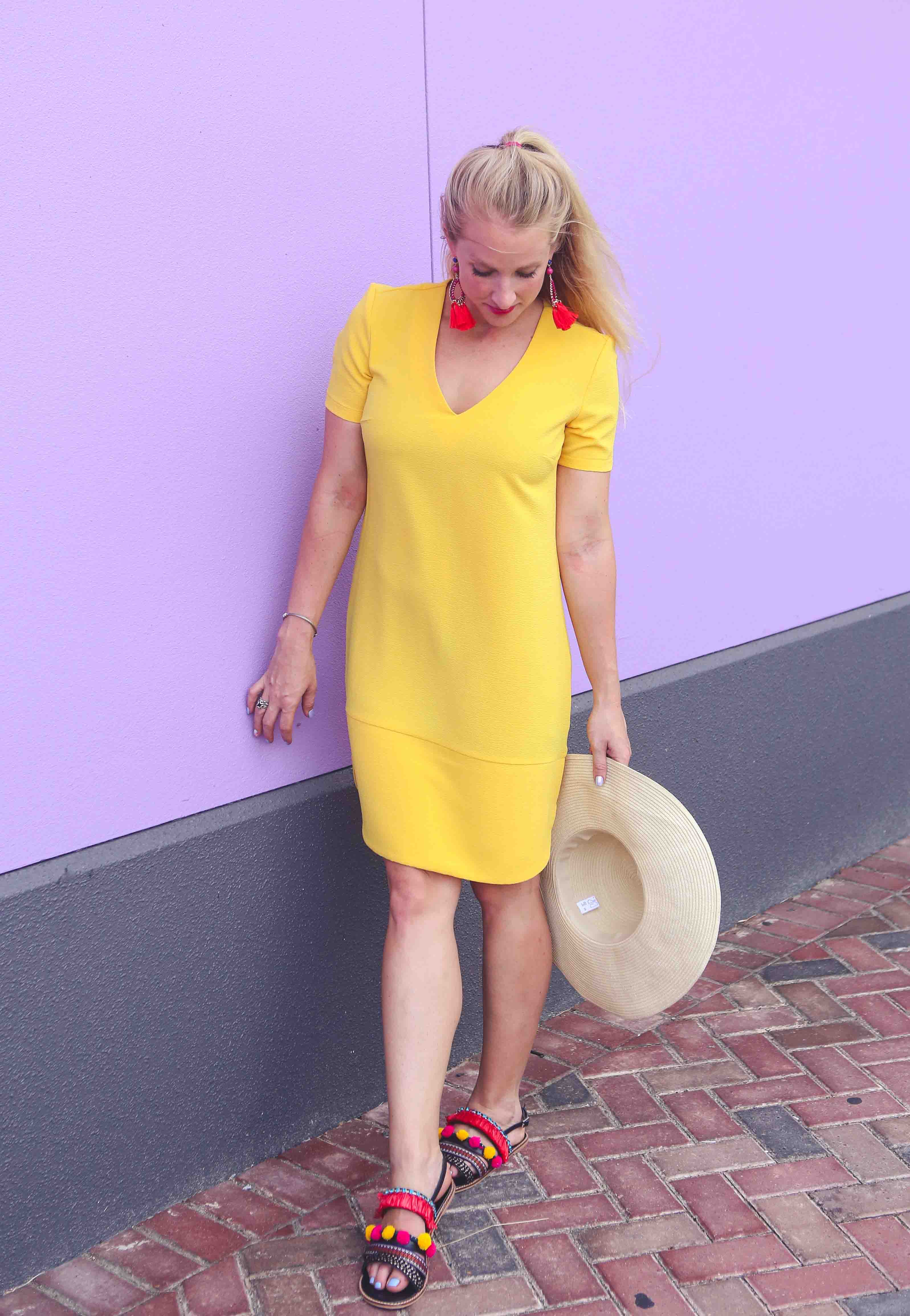 Summer Vacation Fashion with Marks and Spencer by Atlanta blogger Happily Hughes