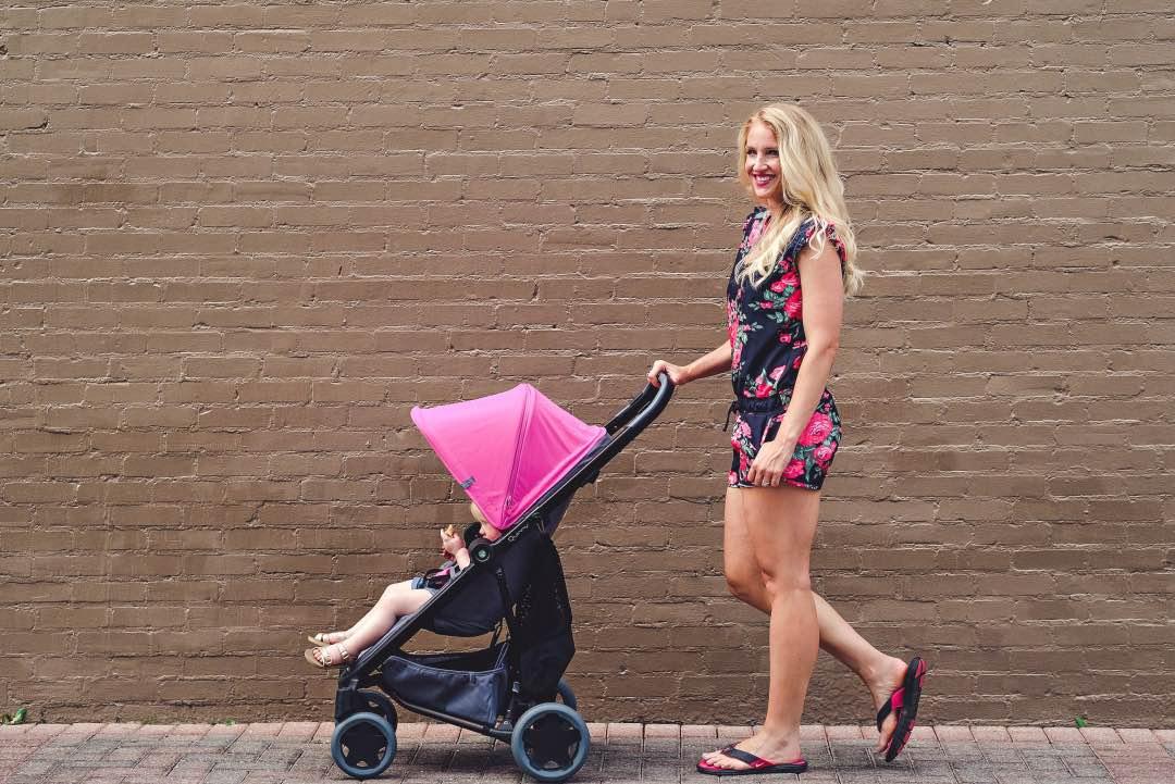 My Quinny Zapp Flex Plus Review by Atlanta blogger Happily Hughes