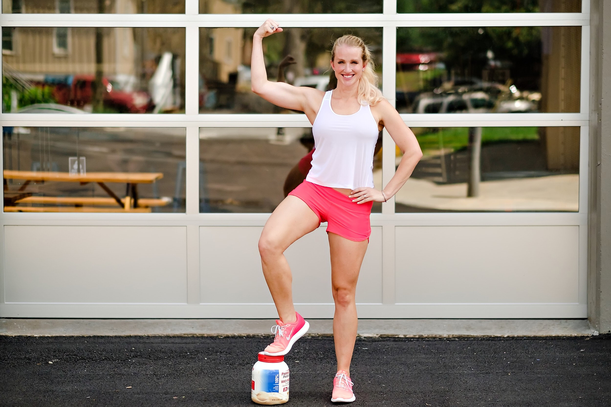 Frequently Asked Fitness Questions by Atlanta fitness blogger Happily Hughes
