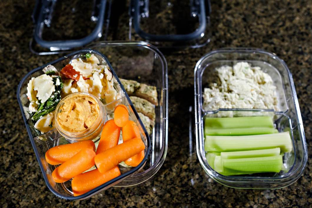 healthy eats - Top Ten Healthy Lunches by Atlanta fitness blogger Happily Hughes