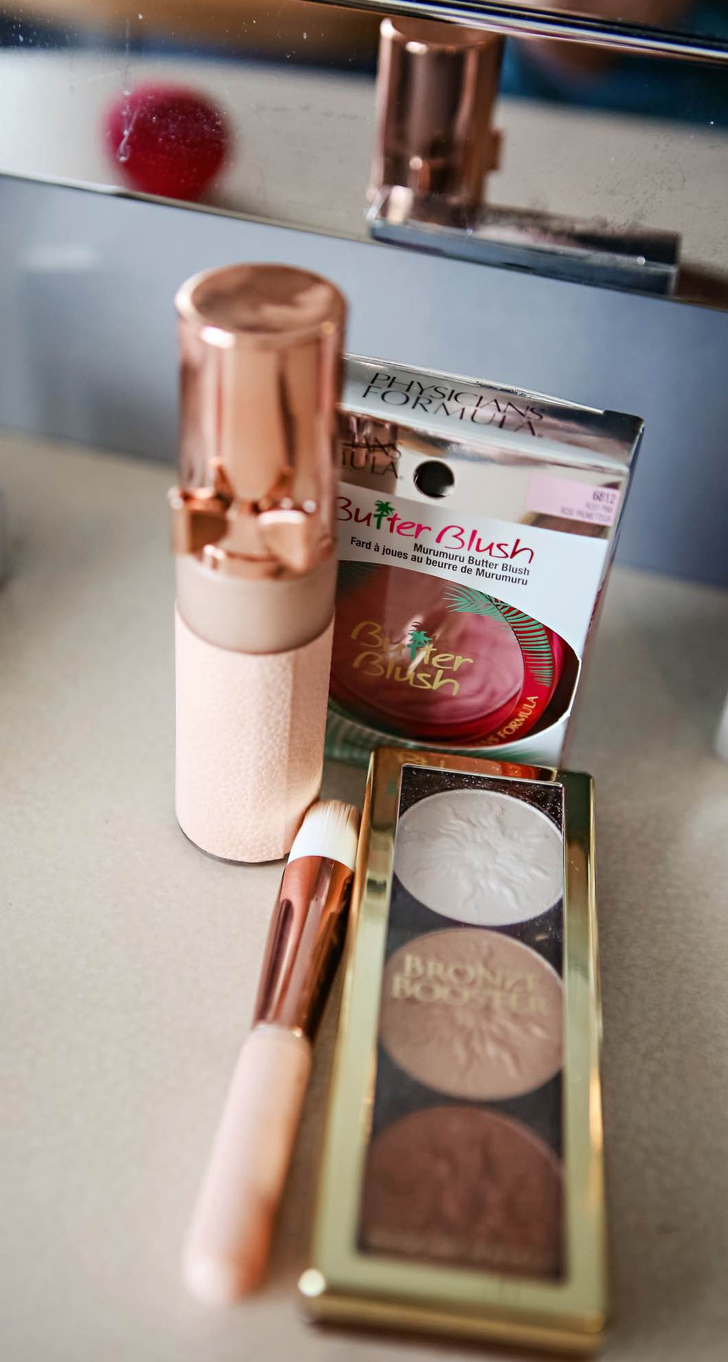 How To Contour with Physicians Formula by Atlanta blogger Happily Hughes
