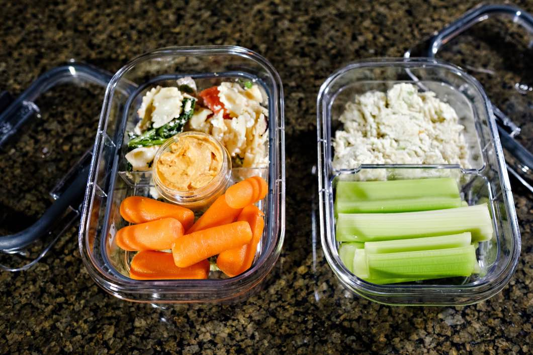top ten healthy meals - Top Ten Healthy Lunches by Atlanta fitness blogger Happily Hughes