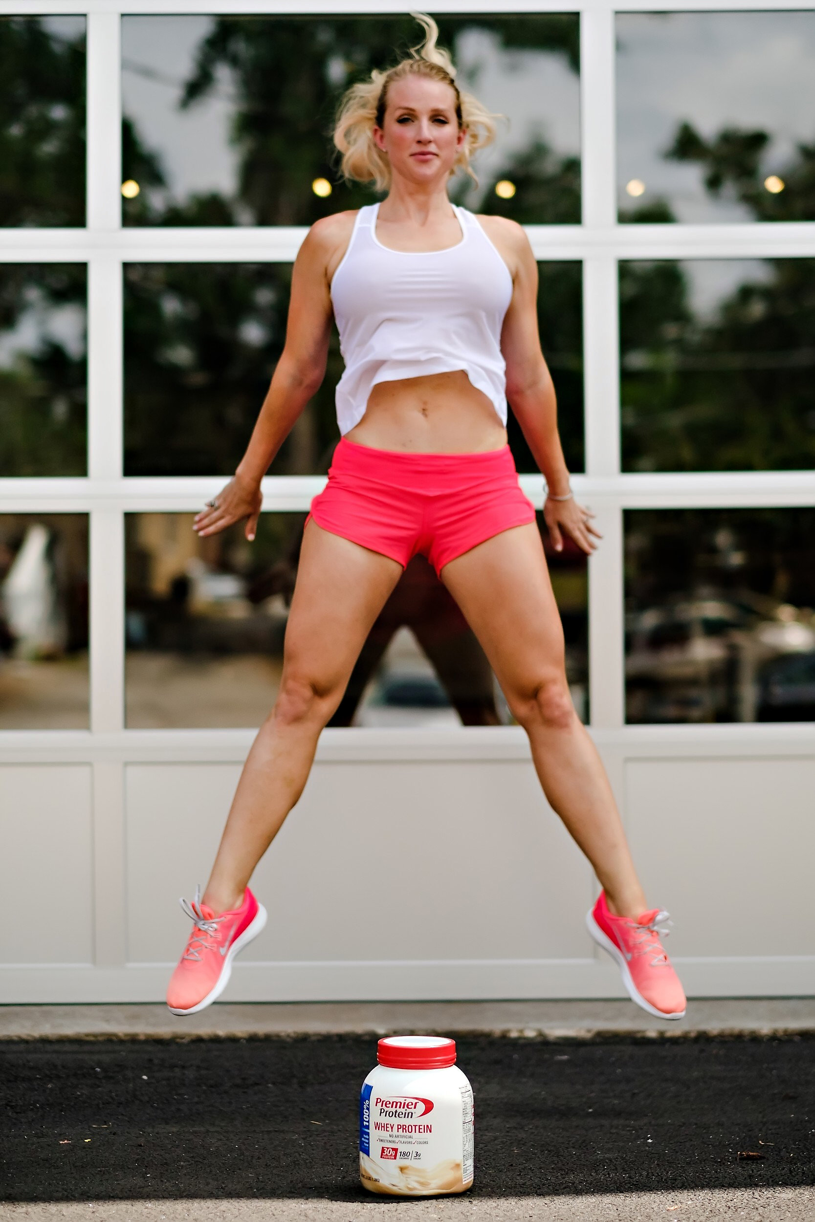 Favorite Workout Round-Up by Atlanta fitness blogger Happily Hughes