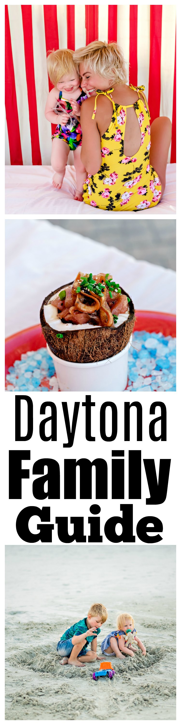 Daytona Family Guide - Daytona Beach Family Vacation by Atlanta mom blogger Happily Hughes