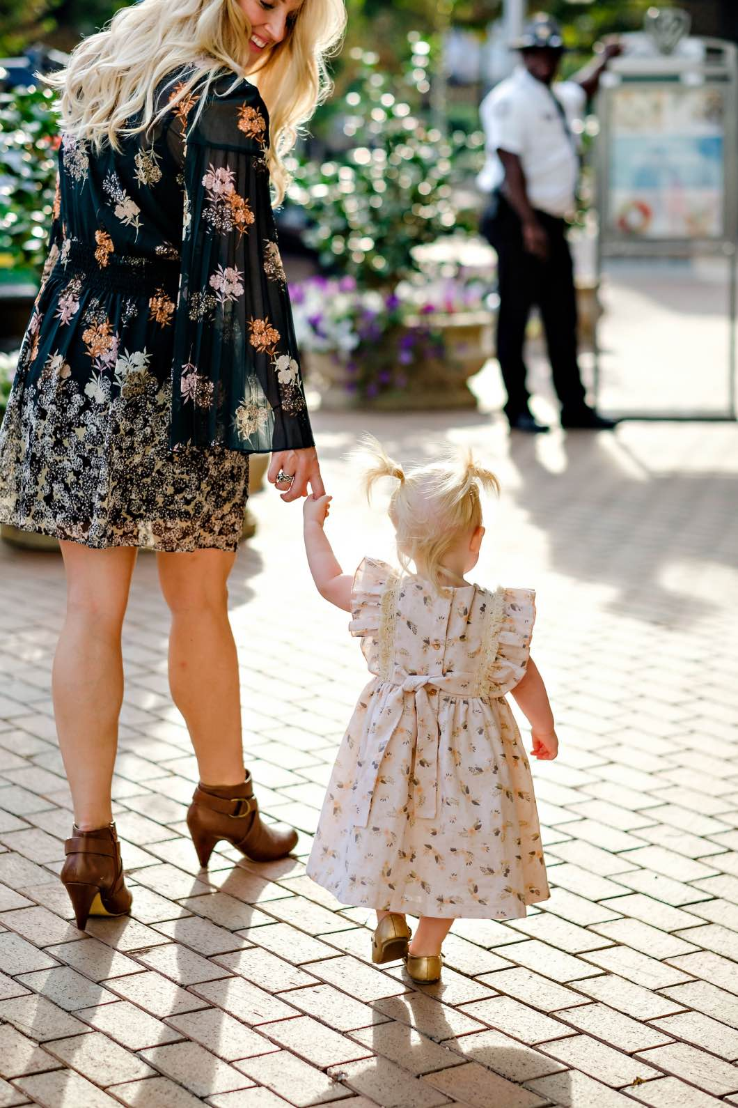 Mommy and Me Outfits - Matching Fall Outfits by Atlanta lifestyle blogger Happily Hughes