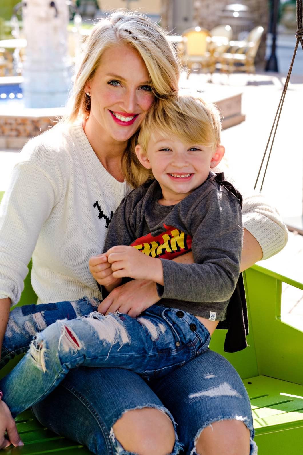 Why Life Insurance is SO Important by Atlanta mom blogger Happily Hughes