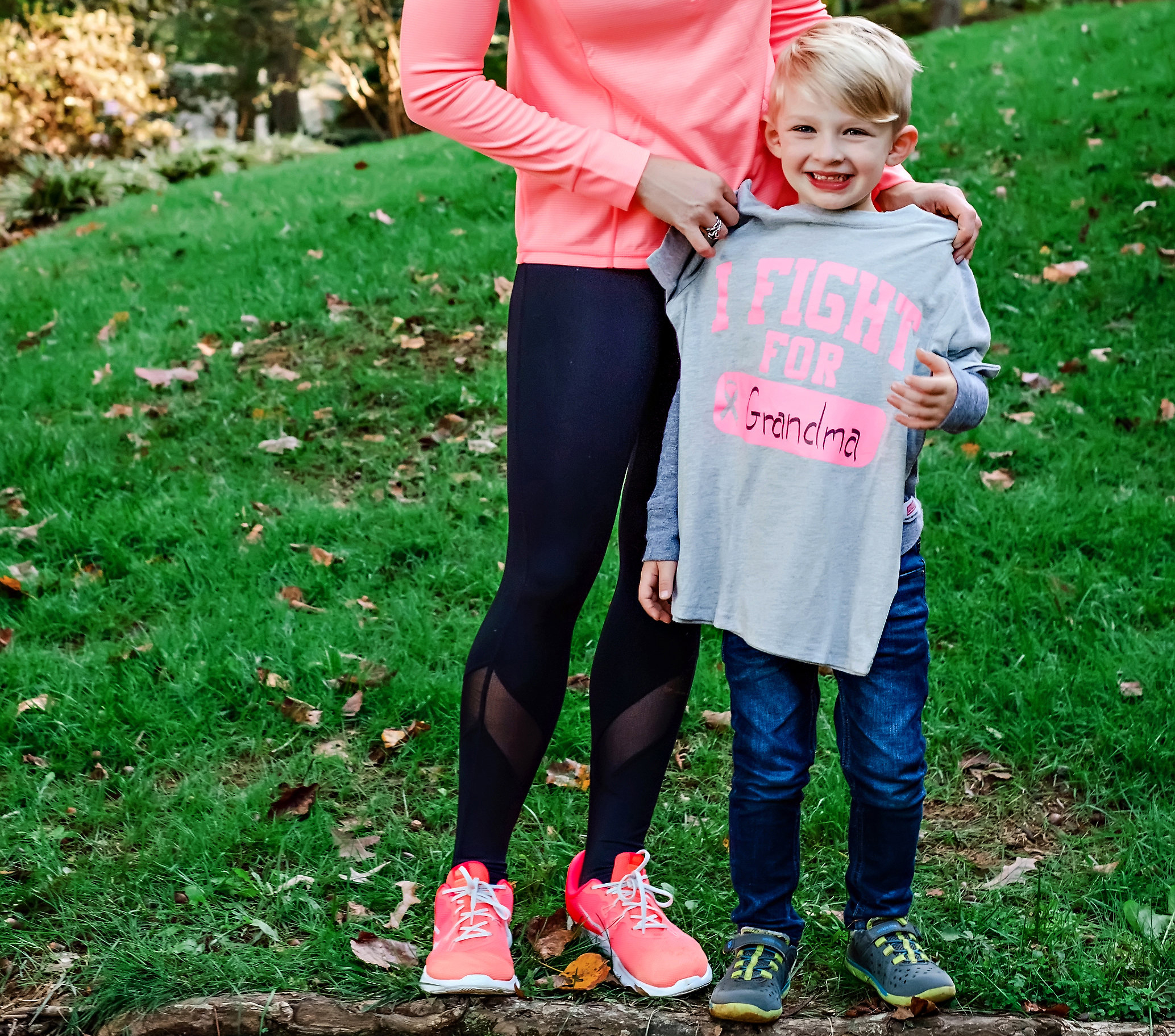 Breast Cancer Awareness with JCPenney by Atlanta style blogger Happily Hughes