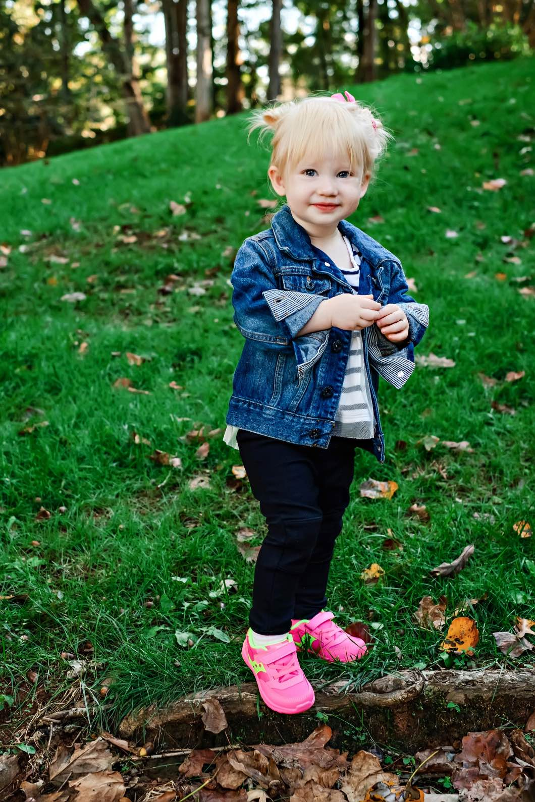 atlantachildmodelkidsshoes - Great Toddler Shoes for Girls by Atlanta mom blogger Happily Hughes
