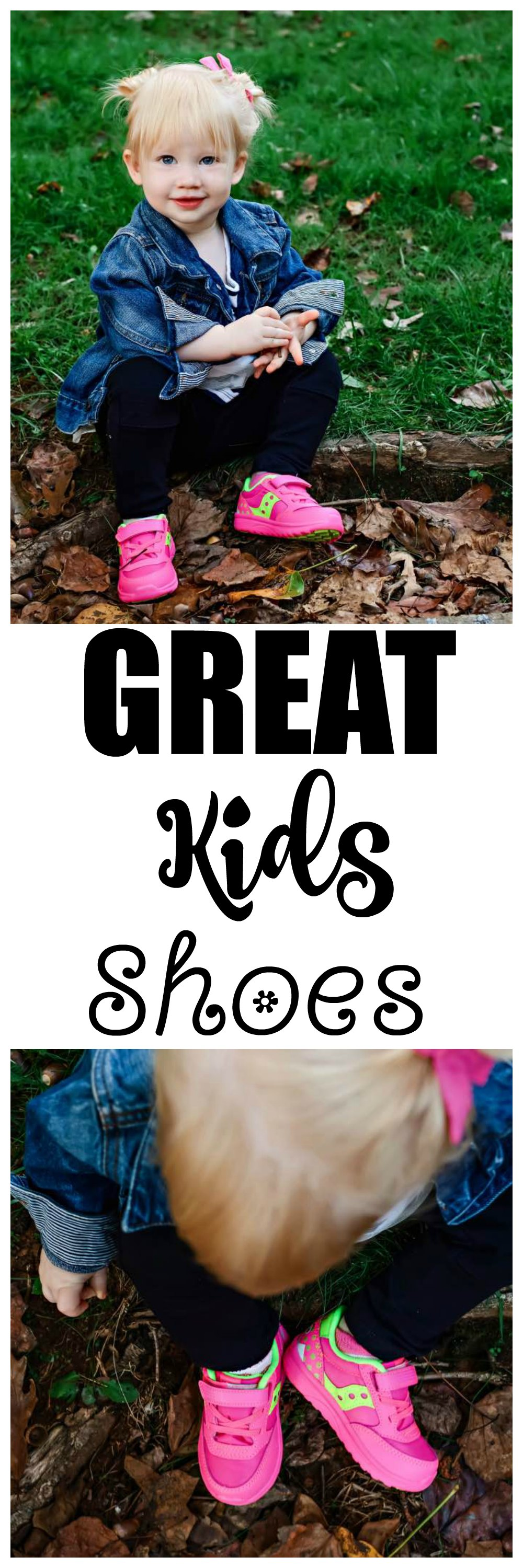 great kids shoes - Great Toddler Shoes for Girls by Atlanta mom blogger Happily Hughes