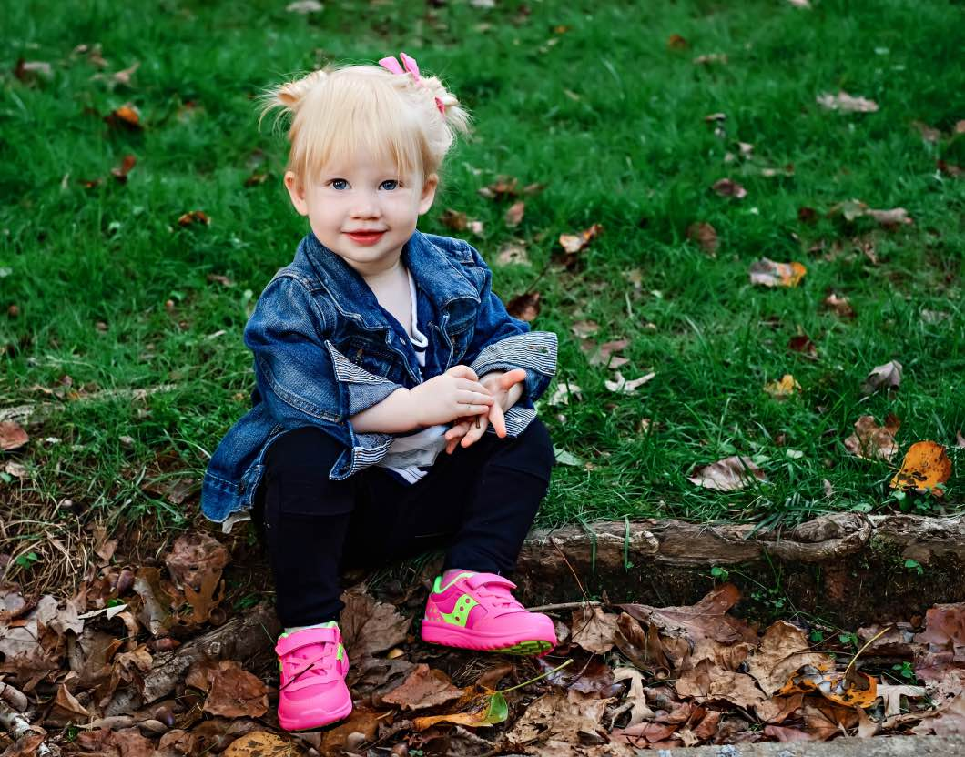 toddler girl shoes - Great Toddler Shoes for Girls by Atlanta mom blogger Happily Hughes