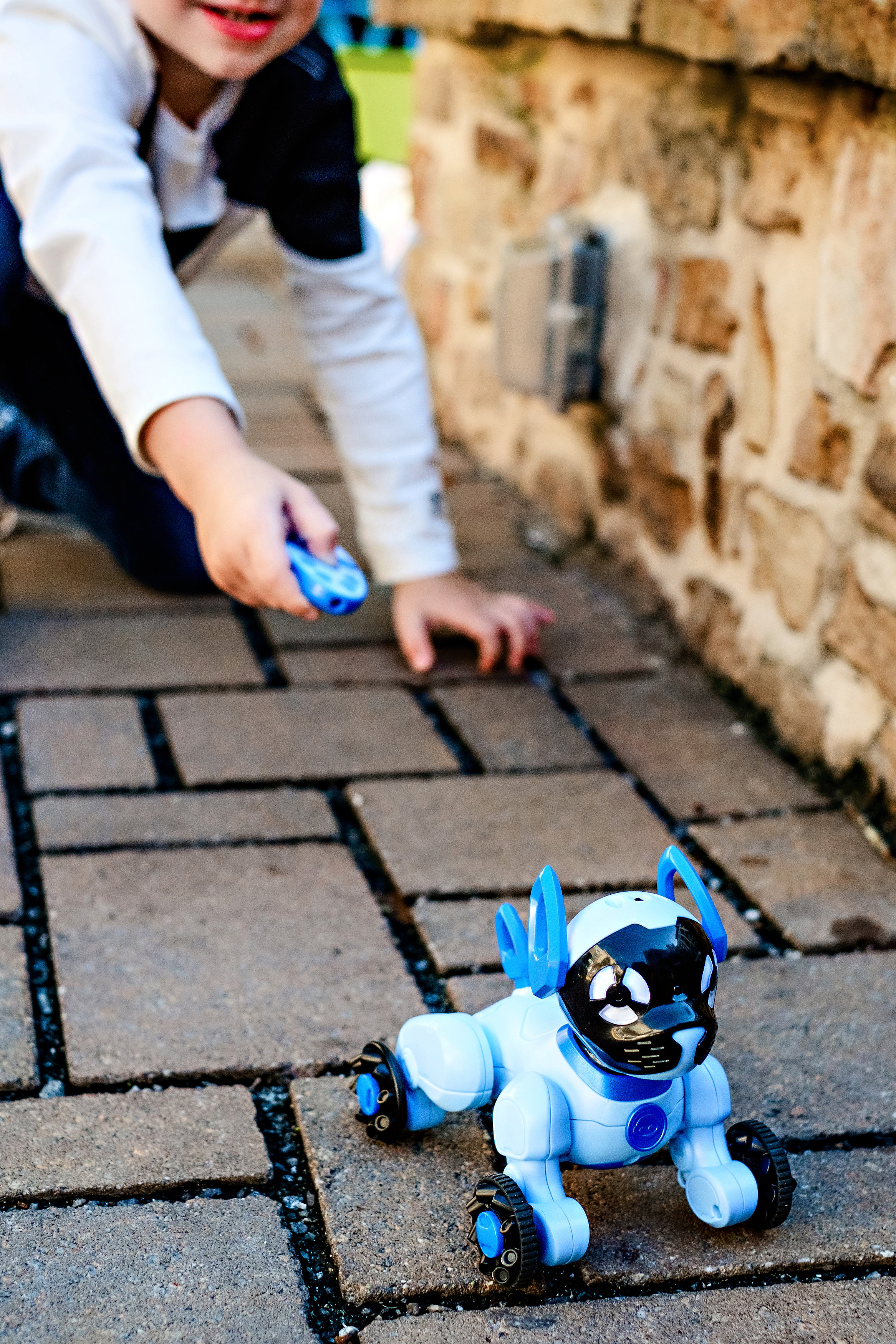 The Best Electronic Toy for Christmas by Atlanta lifestyle blogger Happily Hughes