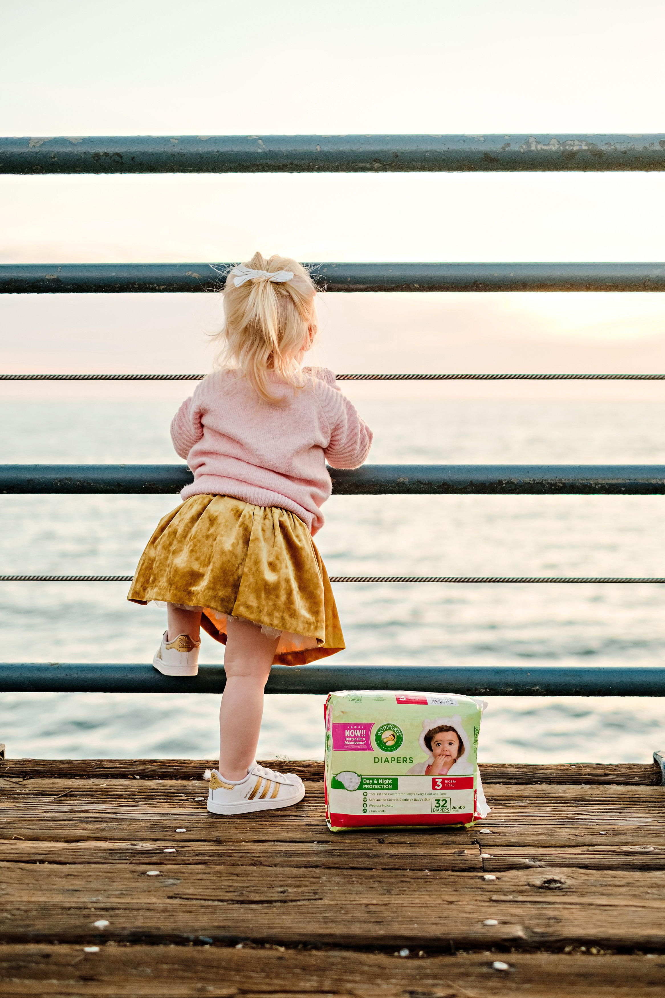 Kroger Comfort Wipes and Diapers by Atlanta mom blogger Happily Hughes