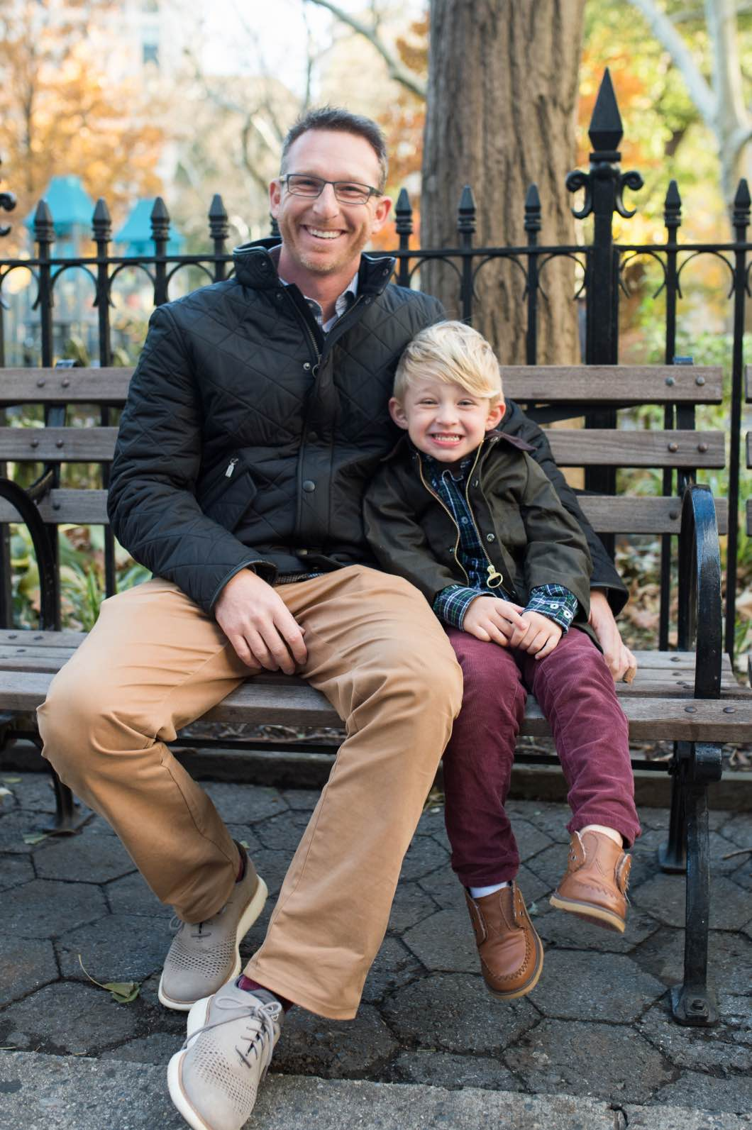 Family Gift Guide with Barbour by Atlanta mom blogger Happily Hughes