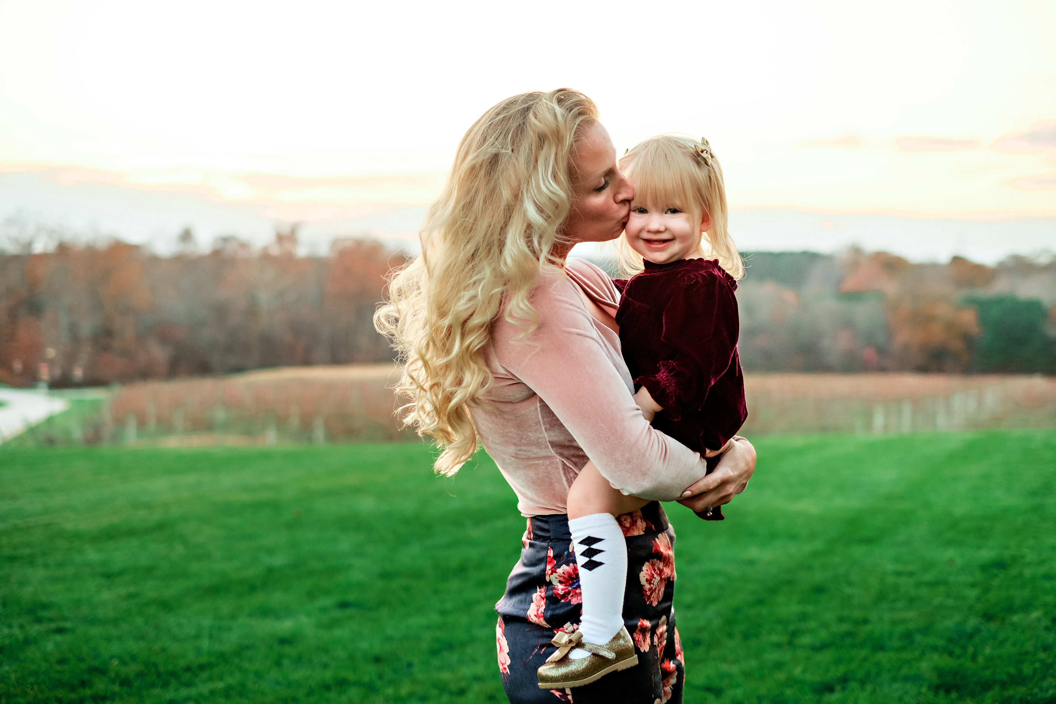 A Letter to my Daughter on Her 2nd Birthday by popular Atlanta lifestyle blogger Happily Hughes
