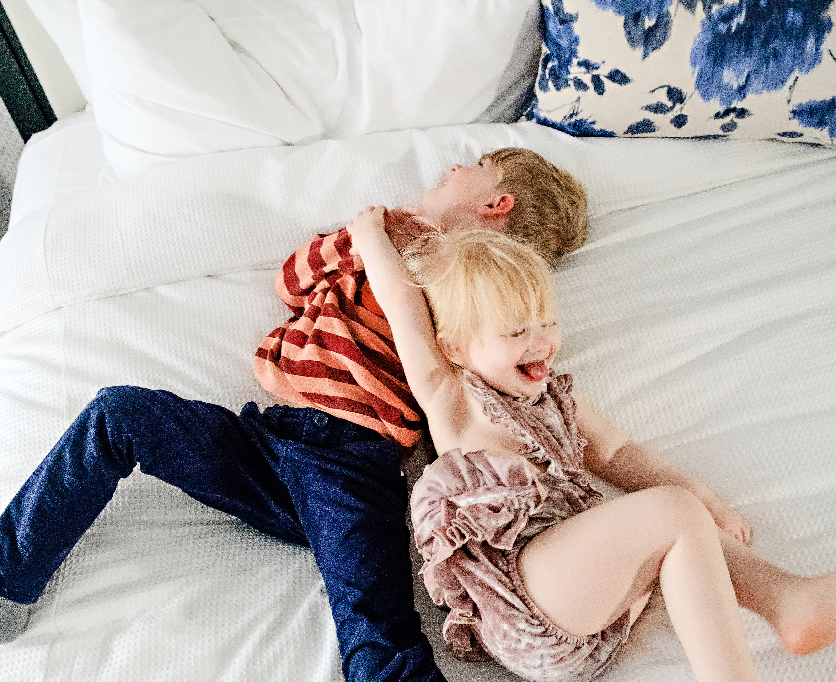 International Travel with Kids by popular Atlanta lifestyle blogger Happily Hughes
