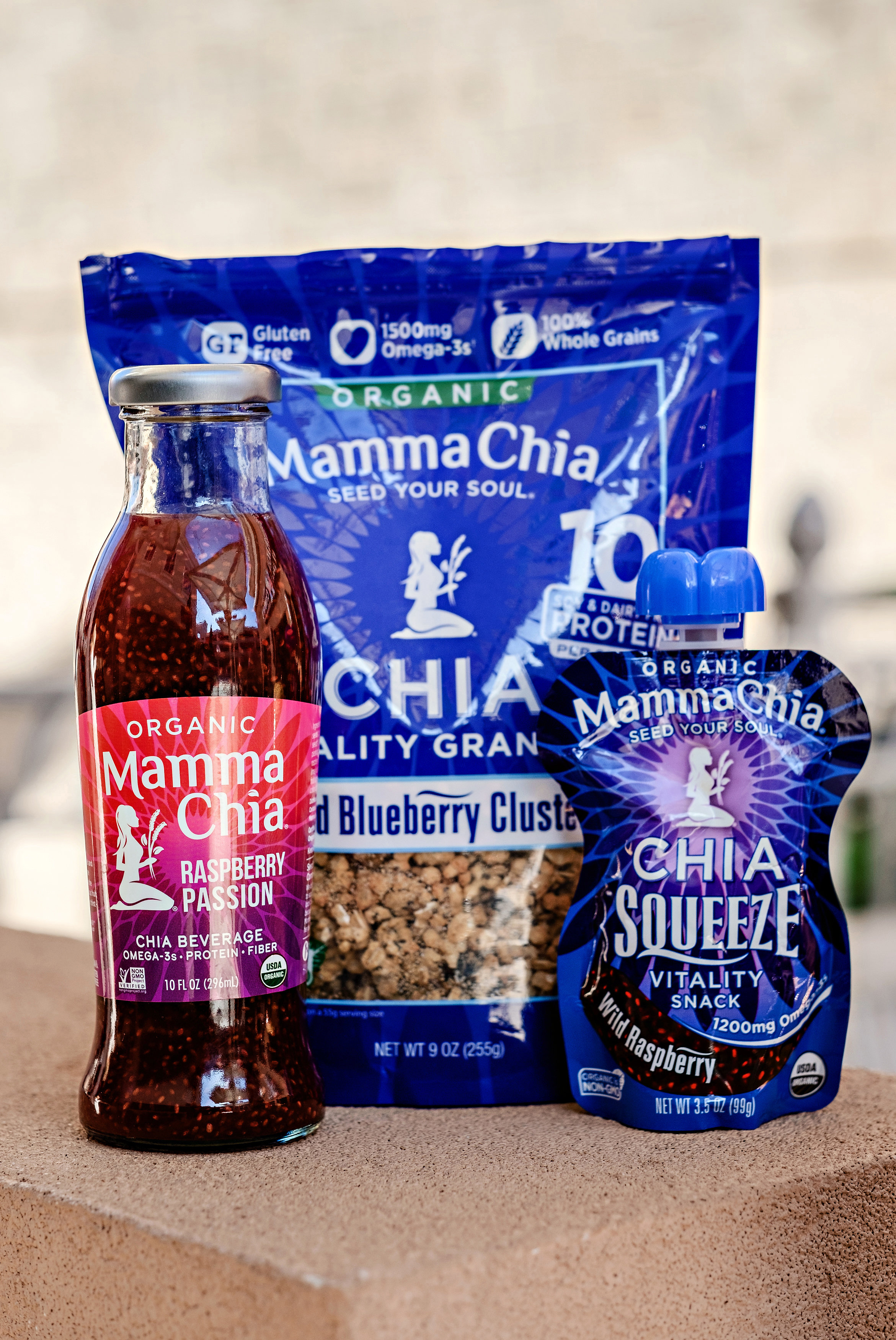 Why Chia Seeds are So Important for Health with Mamma Chia by popular Atlanta fitness blogger Happily Hughes