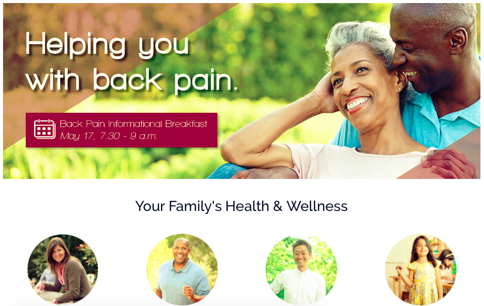 The Best Health Website for your family featured by popular Atlanta Fitness Blogger, Happily Hughes