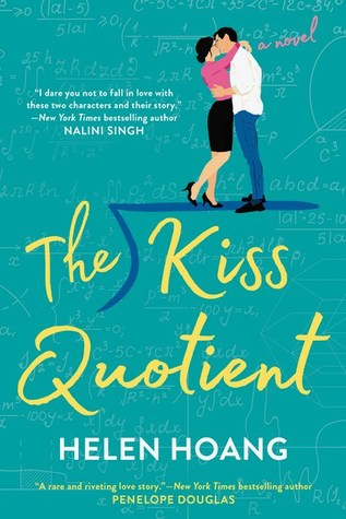 The Kiss Quotient Book Club featured by popular Atlanta lifestyle blogger, Happily Hughes