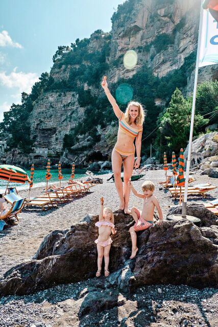 Family Amalfi Coast Travel Guide featured by popular Atlanta travel blogger, Happily Hughes