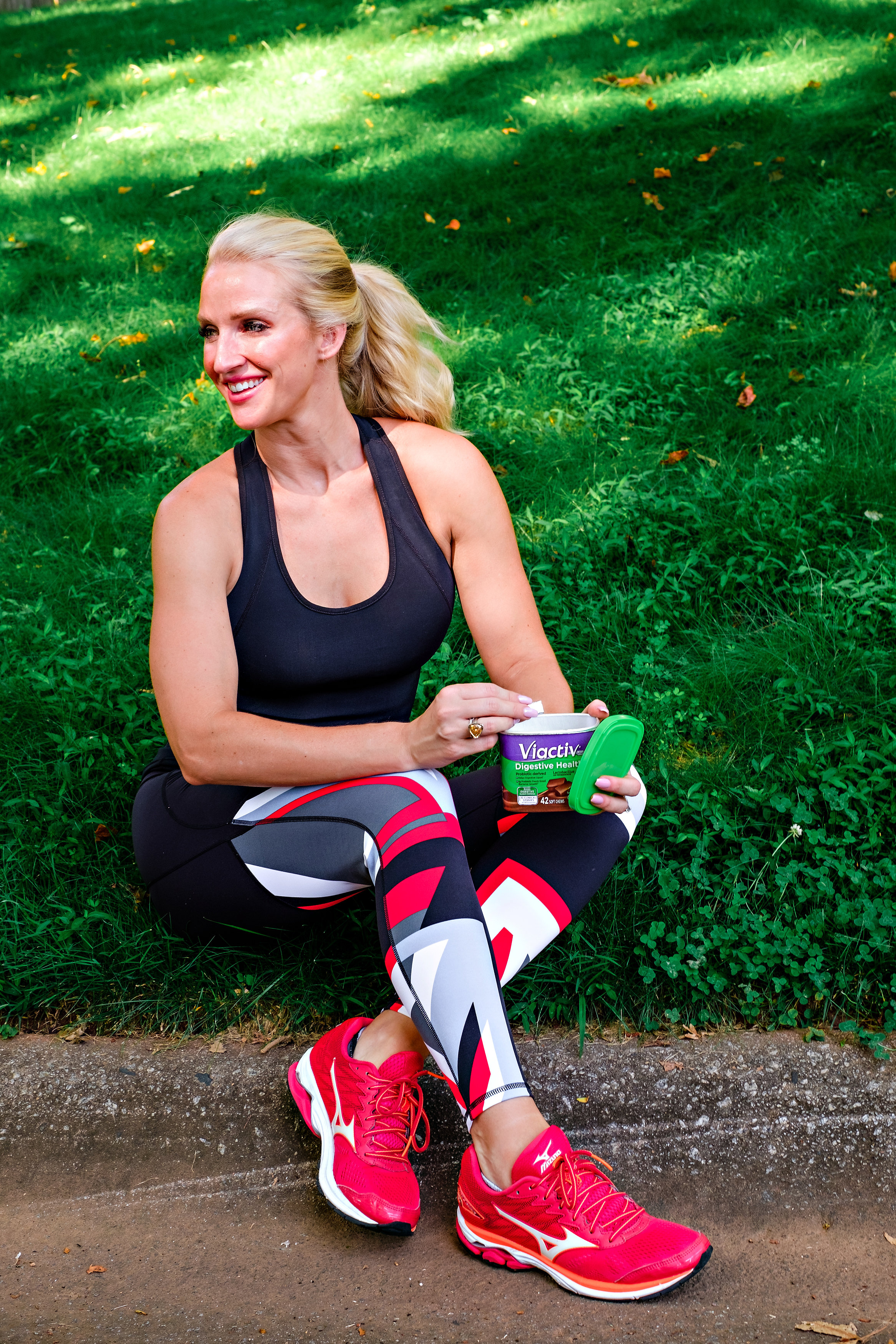 Keeping Digestion Healthy this Summer with Viactiv & GIVEAWAY featured by popular Atlanta fitness blogger Happily Hughes