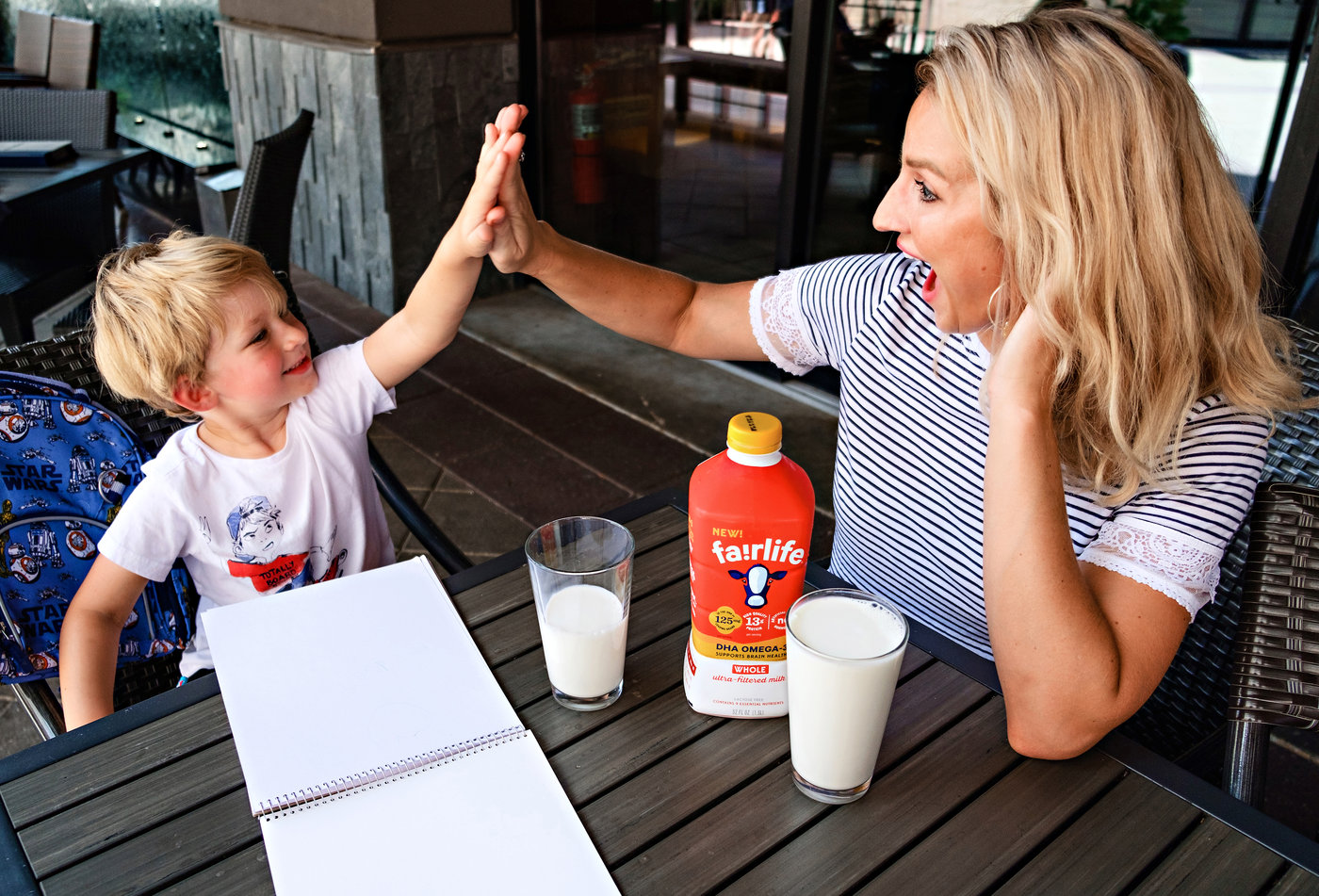 Best After School Snacks with Fairlife featured by popular Atlanta life and style blogger Happily Hughes