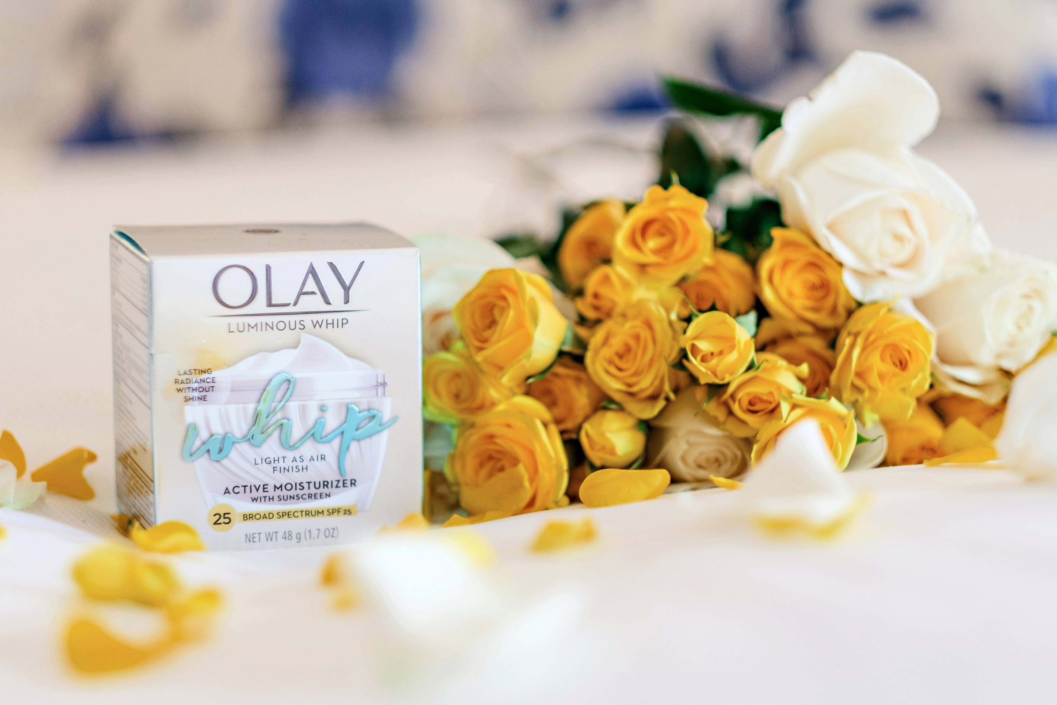 SPF | Cream | Walmart | Healthy Skin | Easy Skincare Routine with Olay featured by popular Atlanta beauty blogger Happily Hughes