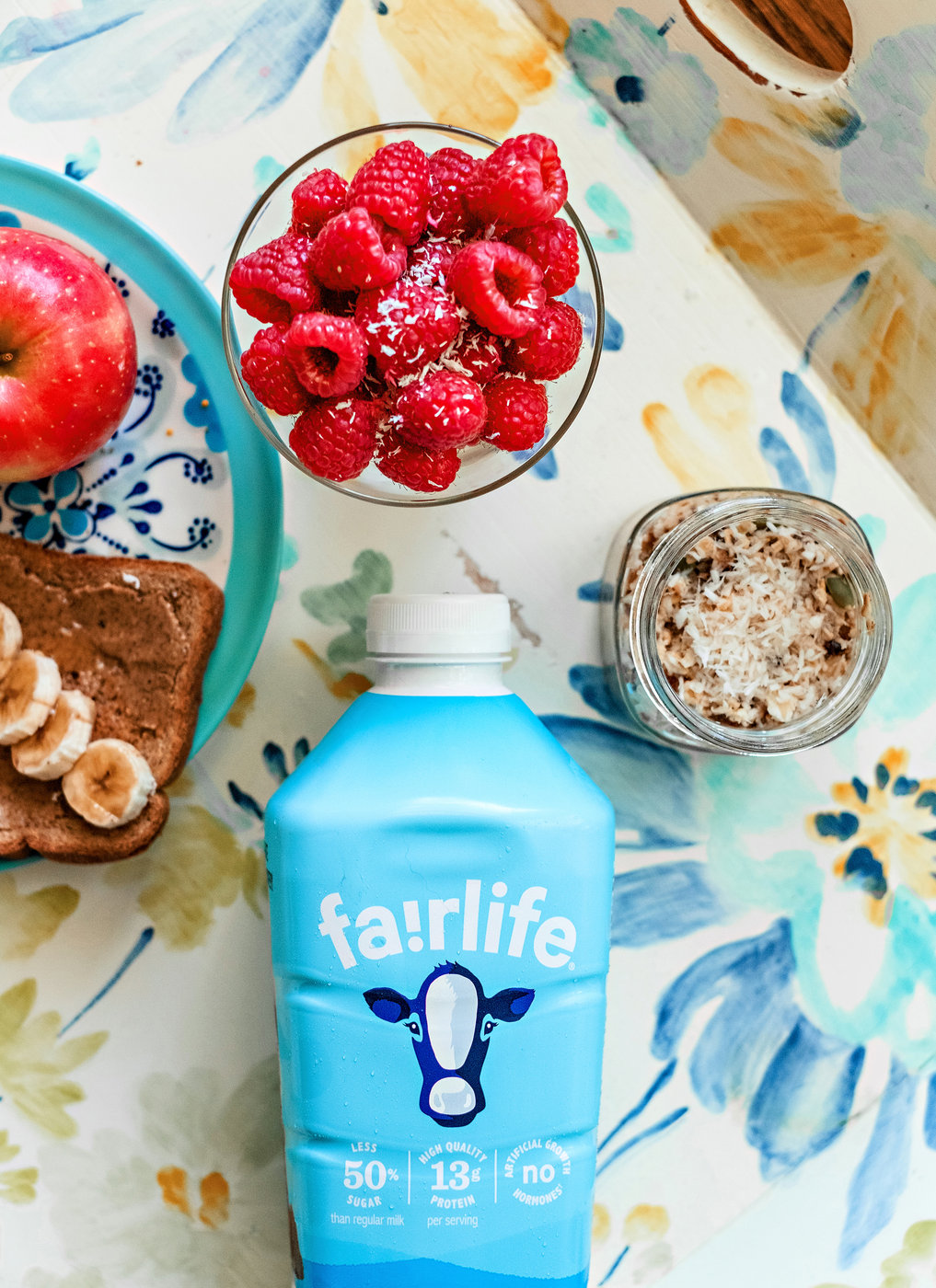 fairlife | Looking for the perfect healthy breakfast options? | Healthy Breakfast Options featured by top Atlanta fitness blog Happily Hughes