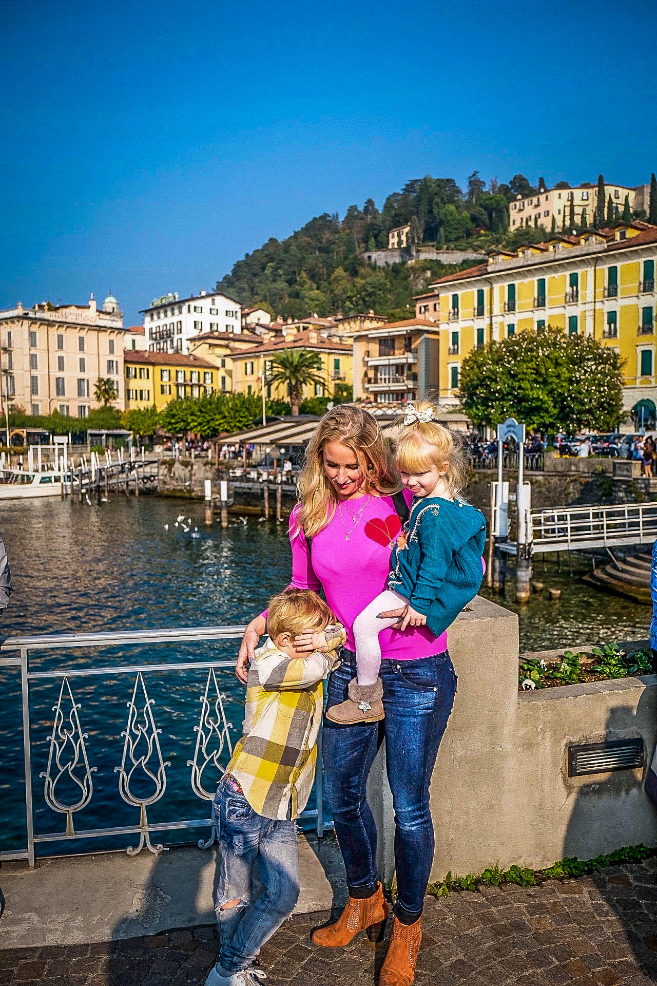 Headed to Lugano Switzerland? Popular Atlanta Blogger Happily Hughes is sharing where to eat, stay and do in her Family Travel Guide to Lugano Switzerland here!