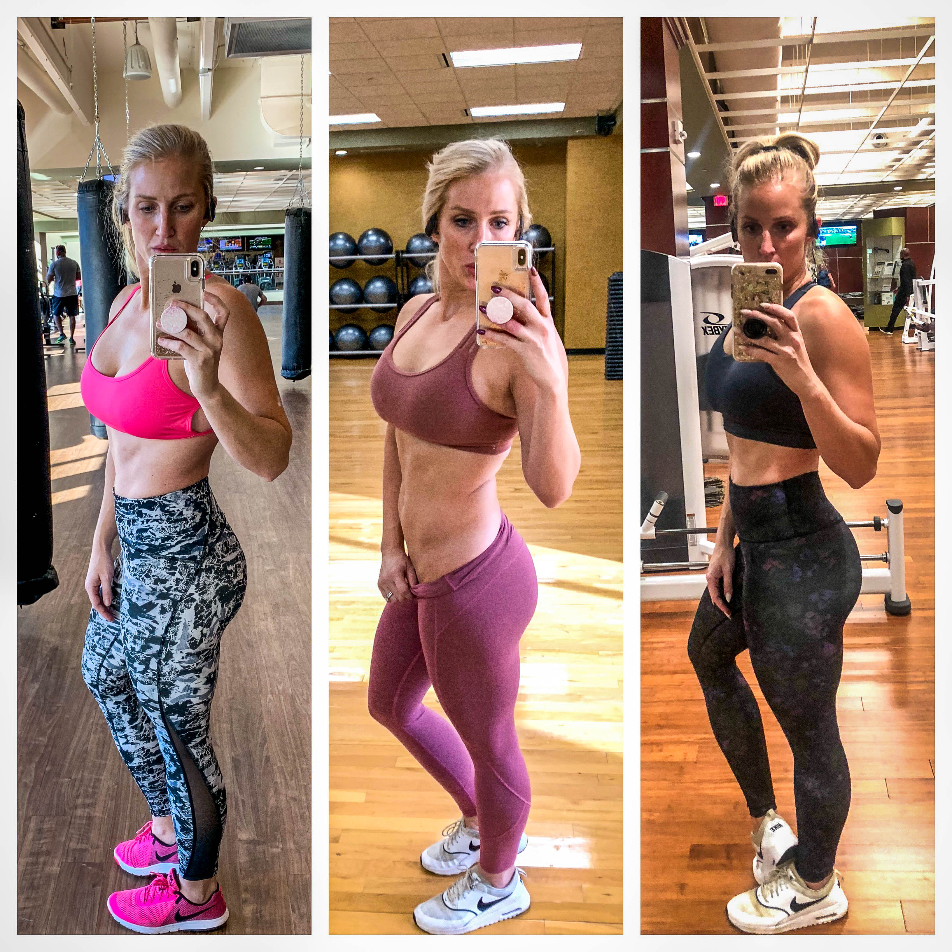 Does holiday weight gain have you feeling down? Popular Atlanta Blogger Happily Hughes is sharing her top tips to losing that holiday weight gain and getting in shape this New Year. See them here!