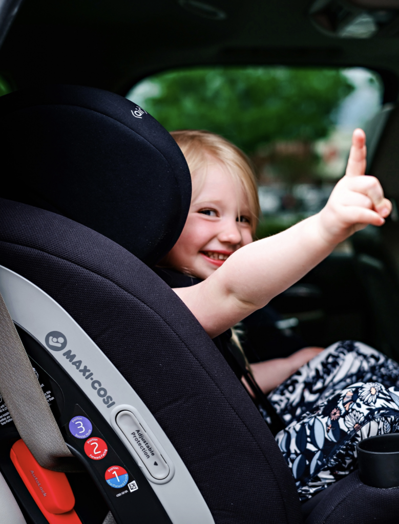 Looking for the perfect carseat? Try a Maxi-Cosi Magellan Car Seat! Popular Atlanta Blogger Happily Hughes is sharing why you need to here!