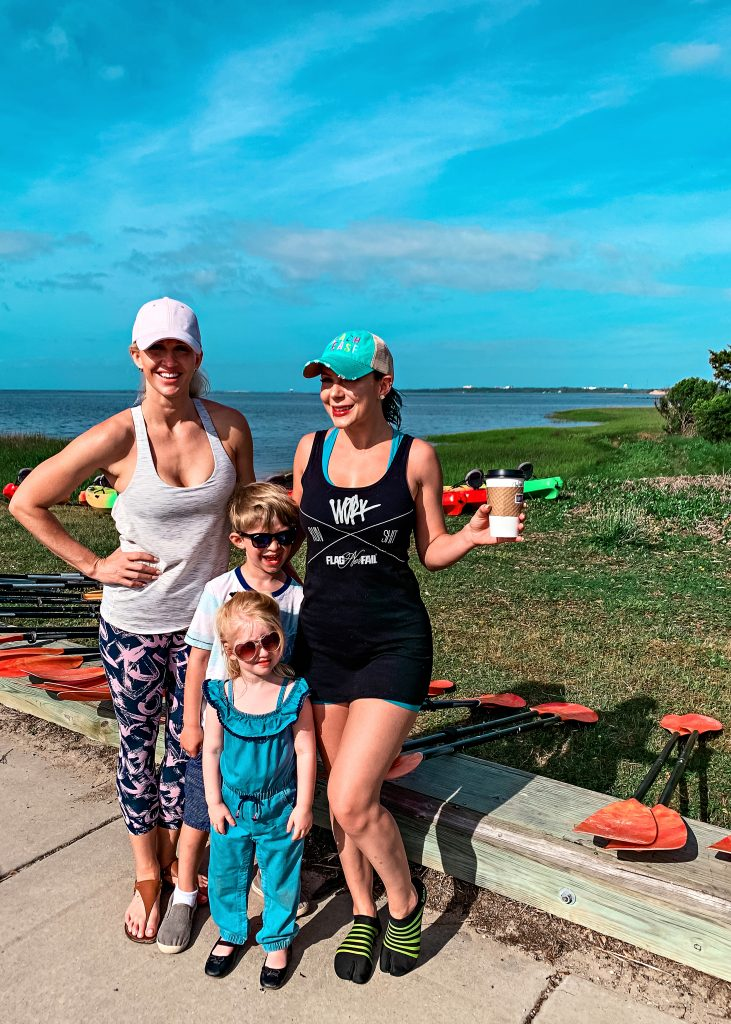 Headed to Wilmington, NC with the family soon? Popular Atlanta Blogger Happily Hughes is sharing her family travel guide Wilmington NC. Click to see it HERE!