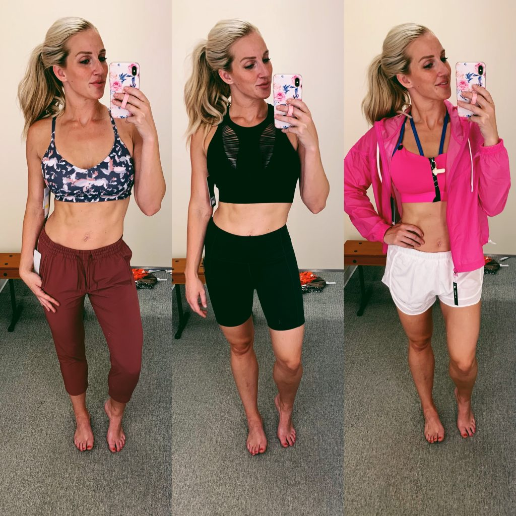Looking for the best activewear? Popular Atlanta Blogger Happily Hughes is sharing the best activewear she found in 2019. See it here!