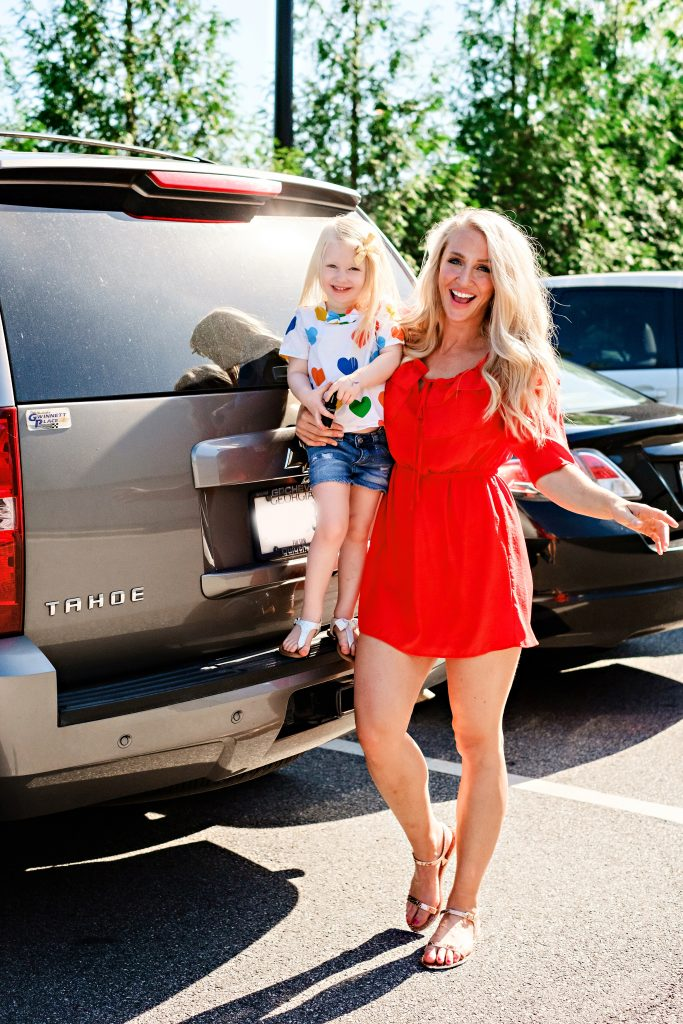Looking for a few extra safe driving tips? Popular Atlanta Blogger Happily Hughes is sharing her top safe driving tips with Allstate. See them HERE!