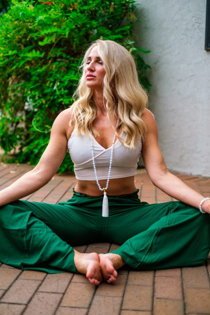 Curious how to relax, refresh and realign? Popular Atlanta Blogger Happily Hughes is sharing why she is loving Mala Prayer to help get herself centered! See more HERE!