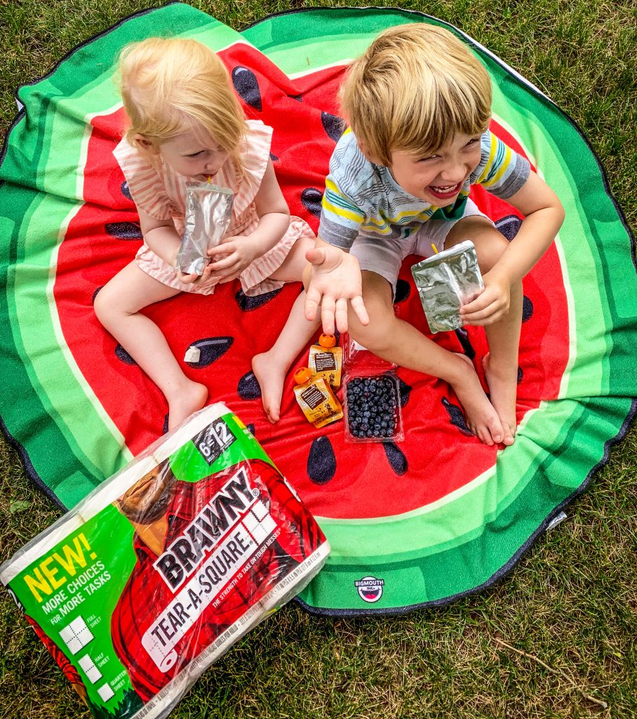 Heading to a picnic with the kids this summer? Popular Atlanta Blogger Happily Hughes is sharing her best picnic tips with kids here!