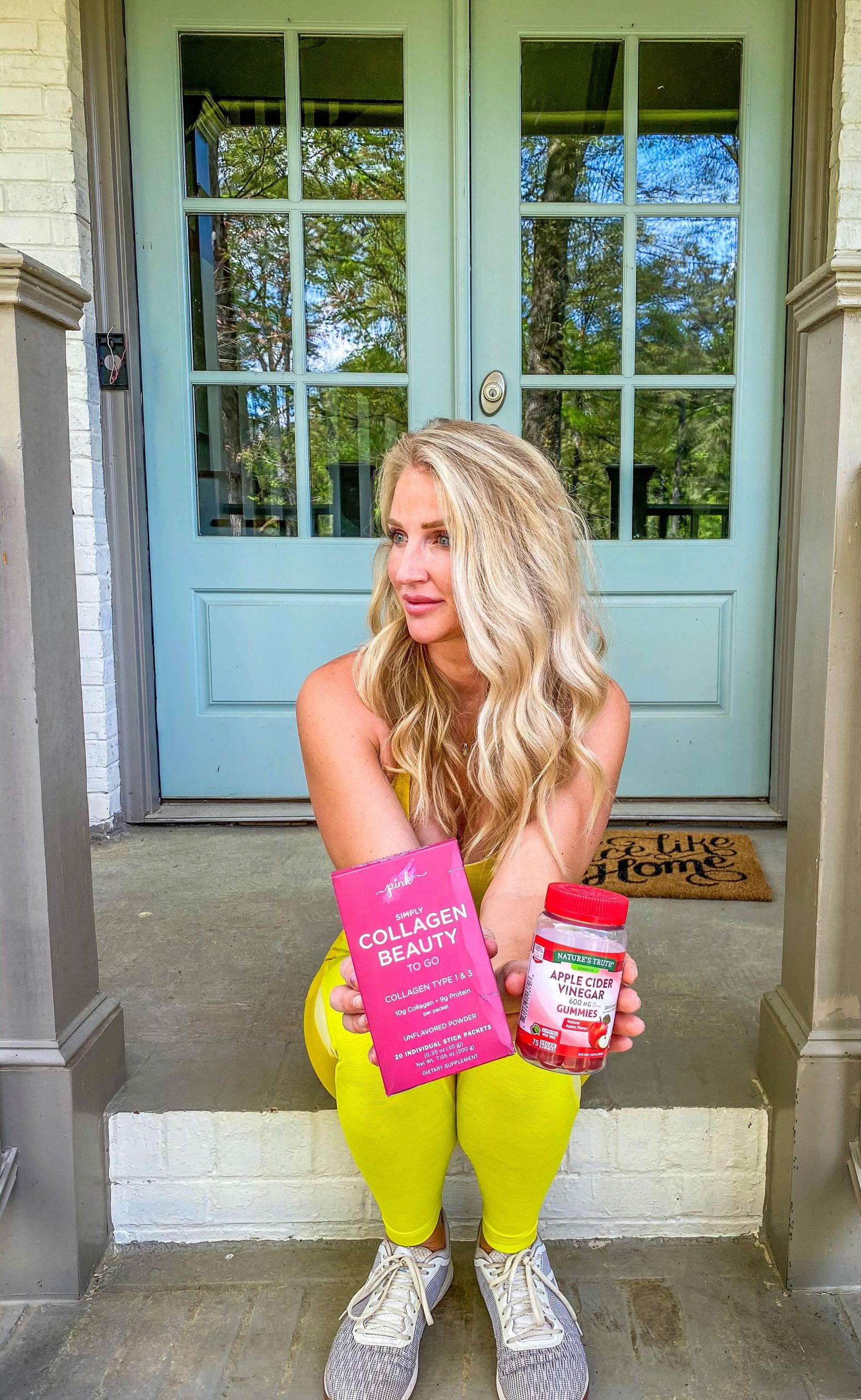 Curious how you can suppot your healthy lifestyle? Popular Atlanta Blogger Happily Hughes is sharing her favorite items that help suport your healthy lifestyle here!