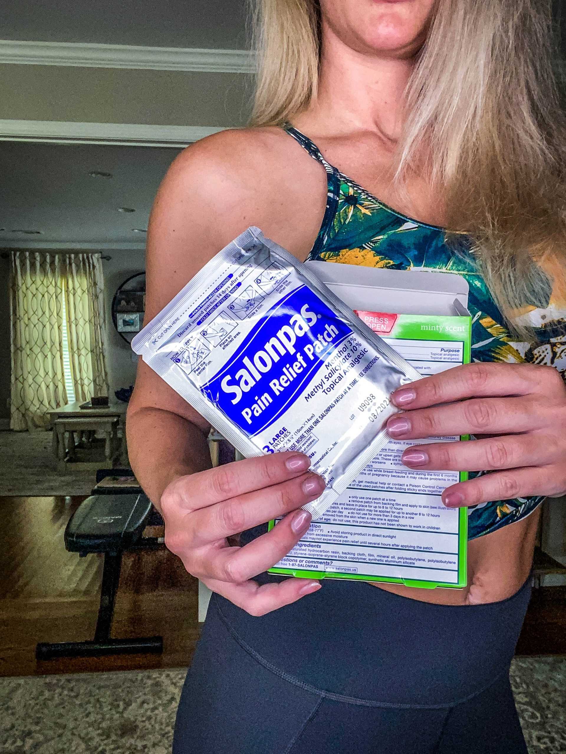 Looking for the best relief for sore muscles? Popular Atlanta Blogger Happily Hughes is sharing must have for relieving sore muscle pain HERE!